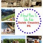 Chirping Moms Reunite in Dutch County, Pennyslvania!