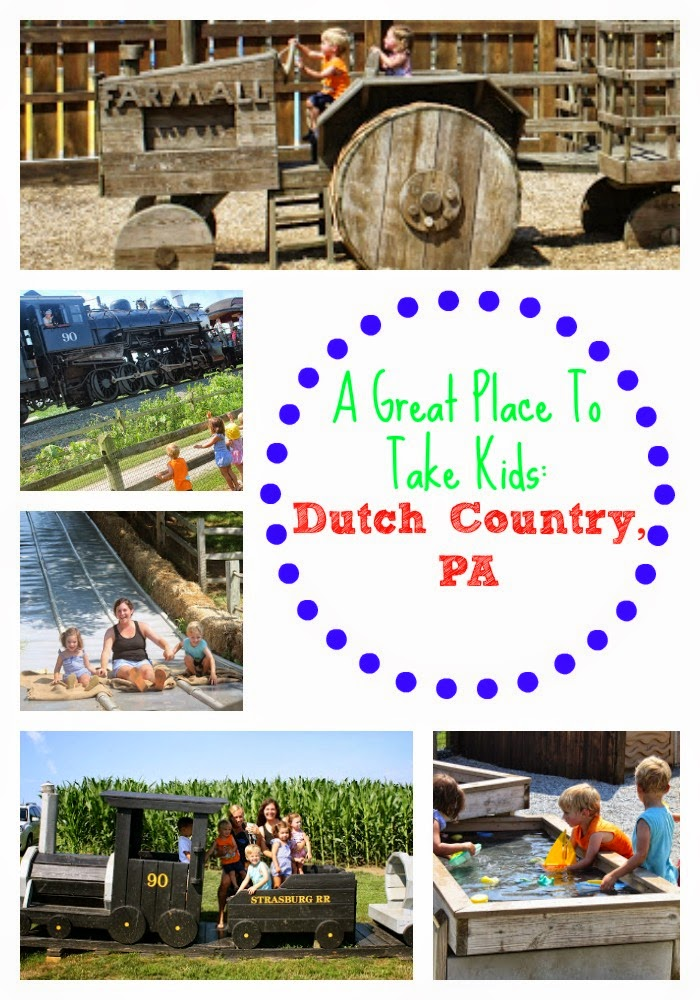 Favorite Spots in Dutch Country, PA : The Chirping Moms