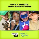 A Super Simple Way To Help The Make-A-Wish Foundation