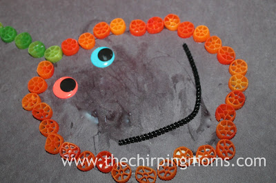 Preschool Halloween Craft : The Chirping Moms