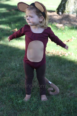 DIY Halloween Costume for Kids : The Chirping Moms