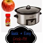 A Very Easy Way To Make Your Own Applesauce