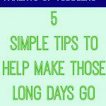 Tips On How To Make Your Days Go A Little Smoother