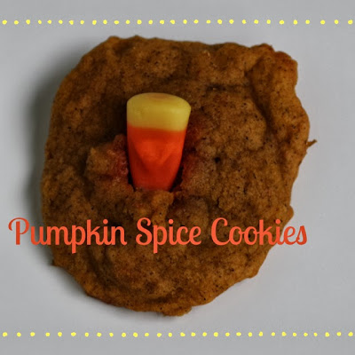 Pumpkin Spice Cookie Recipe : The Chirping Moms