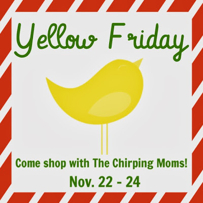 Yellow Friday Holiday Shopping : The Chirping Moms