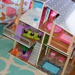 Holiday Gift Idea: The KidKraft Modern Living Dollhouse