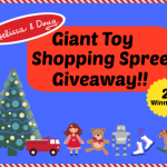 12 Days of Toys:  Day One, Melissa and Doug Shopping Spree