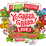 Where to Wednesday: Yo Gabba Gabba Live is Coming to NYC!