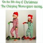 The 12 Days of Toys: Day 8, Mini Micro Kickboard Scooters (2 winners!)