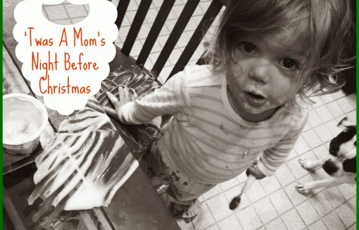 A Fun Christmas Poem For All Of Our Fellow Moms