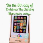 The 12 Days of Toys: Day 5, myPad