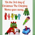 The 12 Days of Toys: Day 3, Yo Gabba Gabba Prize Pack