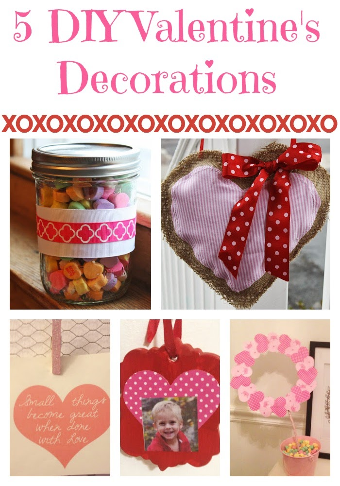 Valentine 39 S Day Decor And Diy Projects The Chirping Moms