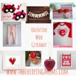 Our Giant Valentine Week Giveaway!