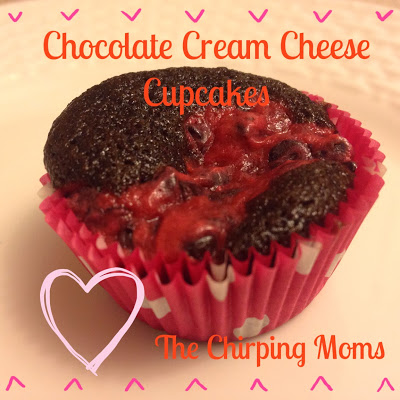 Valentine Dessert : The Chirping Moms