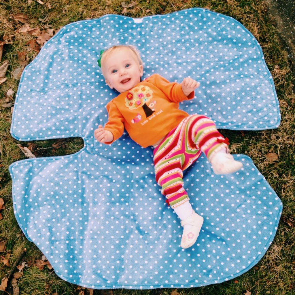 2 in One:  Carseat Canopy and Playmat , The Chirping Moms