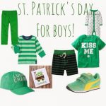 Favorite St. Patrick's Day Finds for Kids!