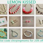 Lemon Kissed, Jewelry that Makes You Happy (and Giveaway!)