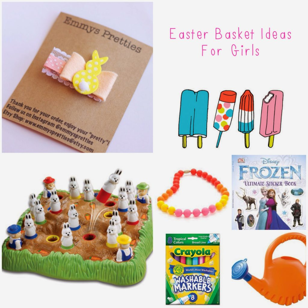 Favorite easter basket ideas and easter books for kids the easter basket fillers the chirping moms negle Choice Image
