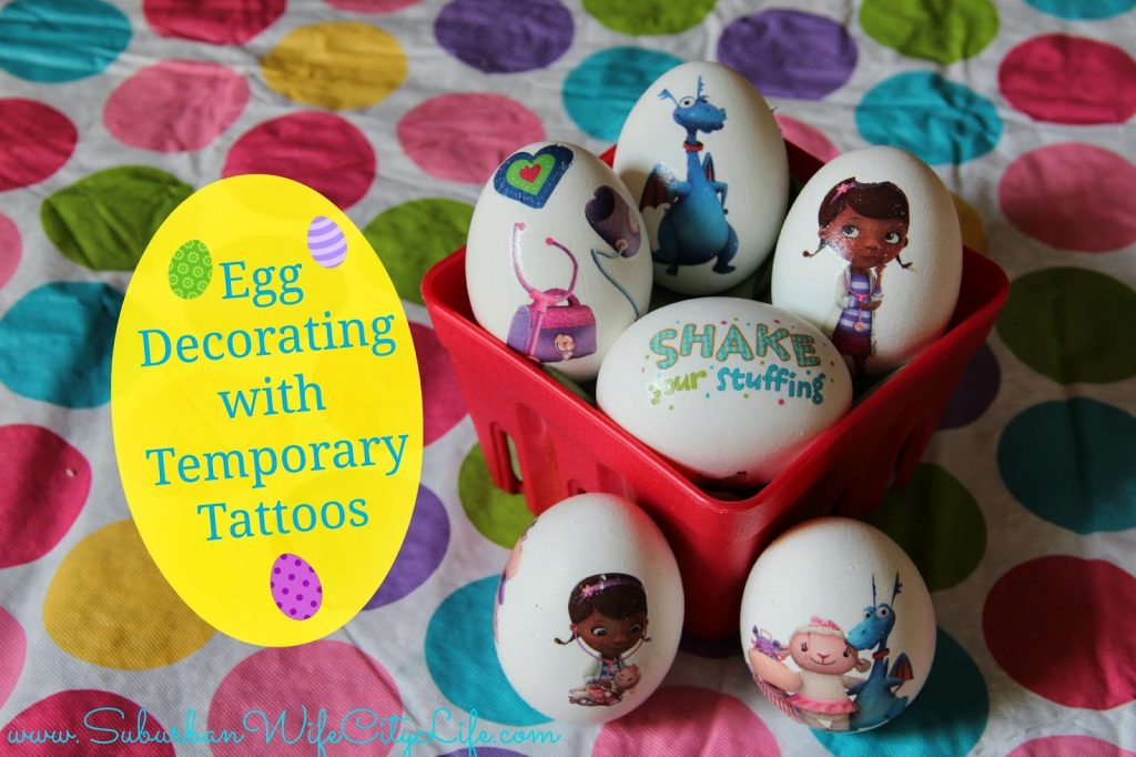 Easy Egg Decorating || The Chirping Moms