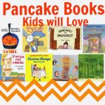 Happy National Pancake Day!  (Pancake Ideas and Activities for Kids)
