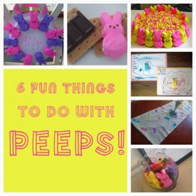 Fun with Easter Peeps!