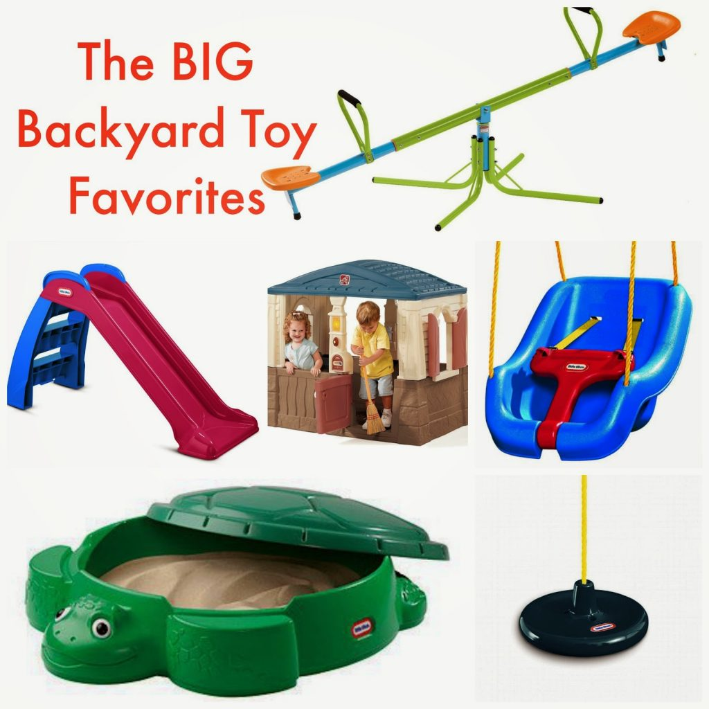 Big Backyard Toy Favorites || The Ultimate Backyard Toy Guide for Fun & Active Kids || The Chirping Moms