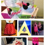 DIY Disney Clothes & Park Gear