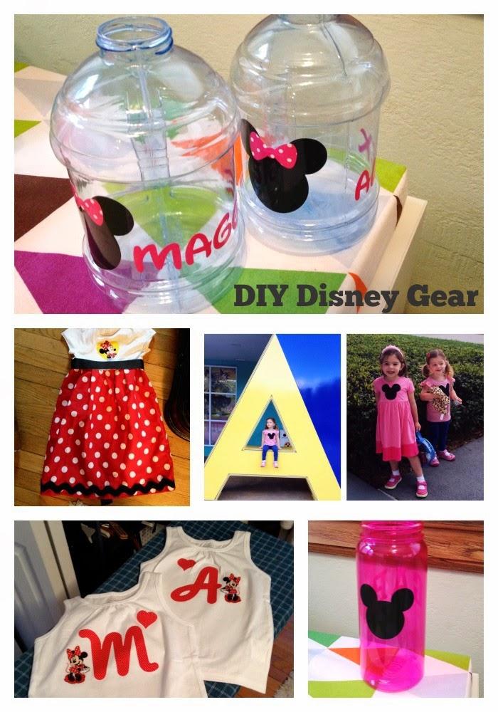 DIY Disney Clothes & Park Gear