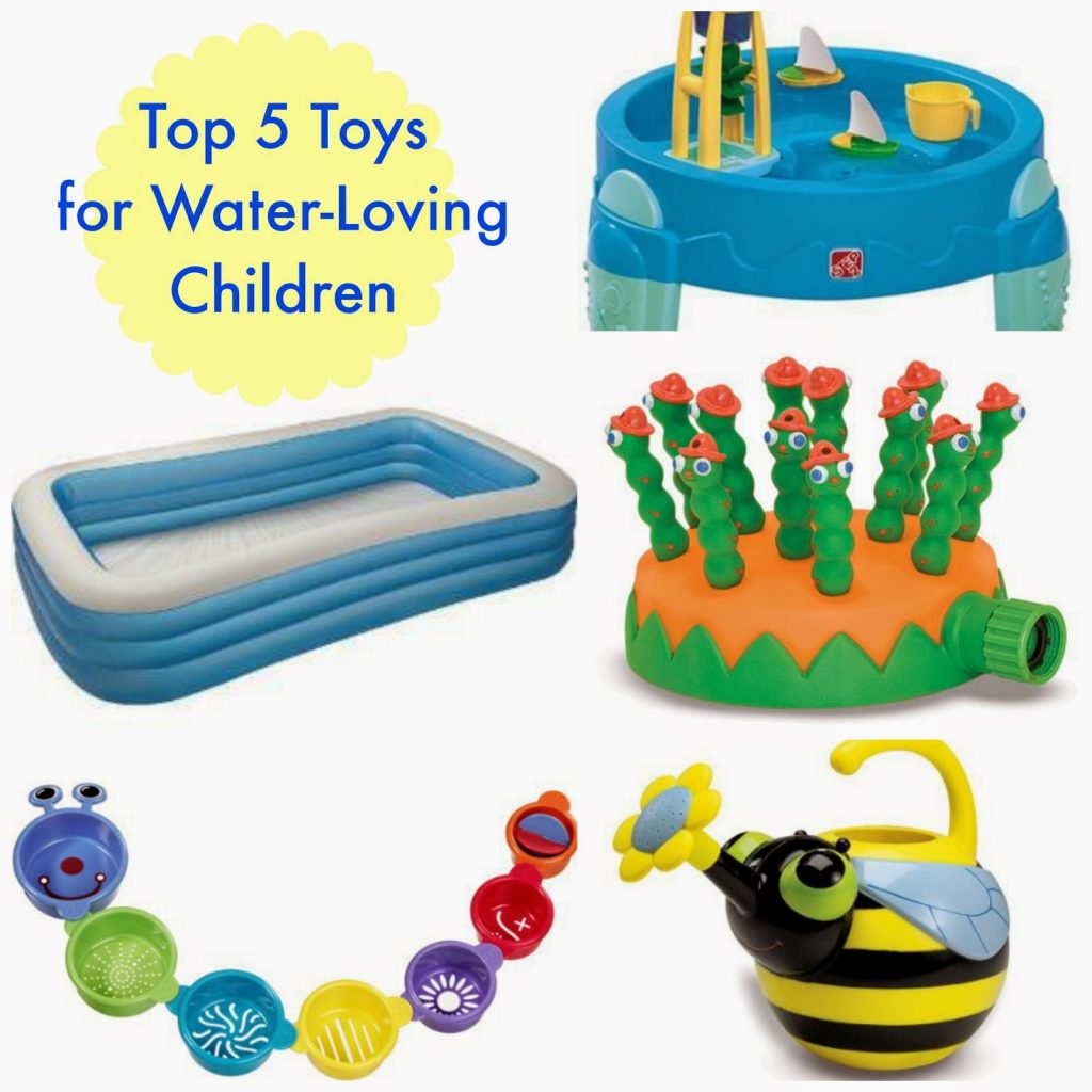Top Water Toys || The Ultimate Backyard Toy Guide for Fun & Active Kids || The Chirping Moms