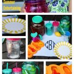 Stress Free Summer Entertaining