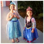 Kicking Off Disney Week On the Blog {& An Elsa Dress and Musical Wand Giveaway!}