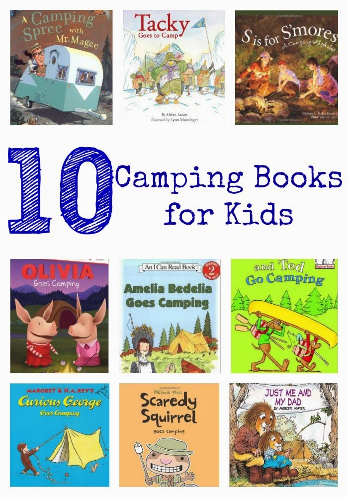15 Camping Themed Activities for Kids    The Chirping Moms