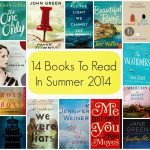 14 Books to Read in Summer 2014