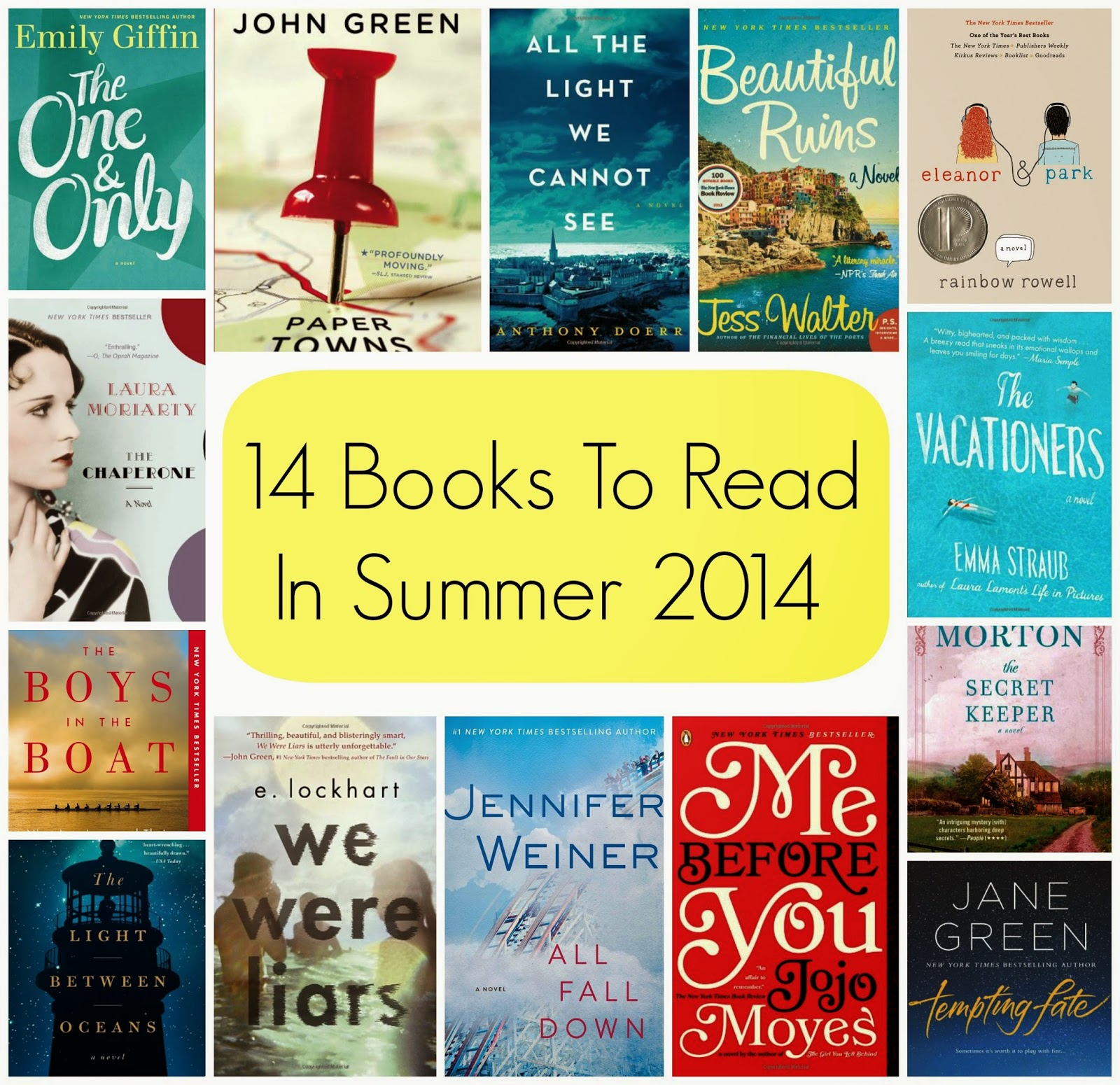 Books To Read In The Summer | New Book