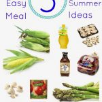 Favorite Simple Summer Meals