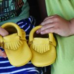 The Best Gender Neutral Baby Gifts { & Giveaway }
