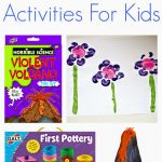 3 Rainy Day Activities For Kids