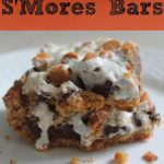 Ultimate Magic S'Mores Bars