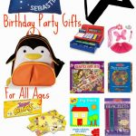 10 Birthday Party Gift Ideas For All Ages