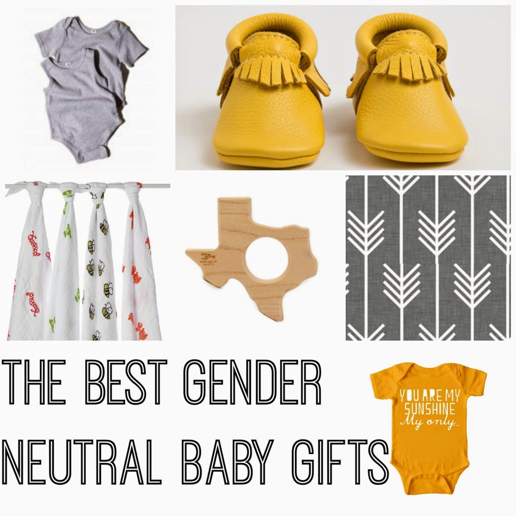 ea2684311 Whether the baby is a boy or girl, these awesome items will be adorable and  enjoyed. Our Favorite Gender Neutral Baby Gifts:
