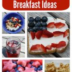5 Easy 4th of July Breakfast Ideas