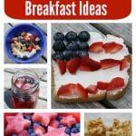 5 Easy 4th of July Breakfast Ideas