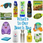 Banana Boat Sunscreen & A Look At What's Inside Our Beach Bag