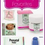 Friday Favorites: 5 Pregnancy Essentials