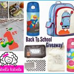 "An ""Everything You Need For School"" Back to School Giveaway"