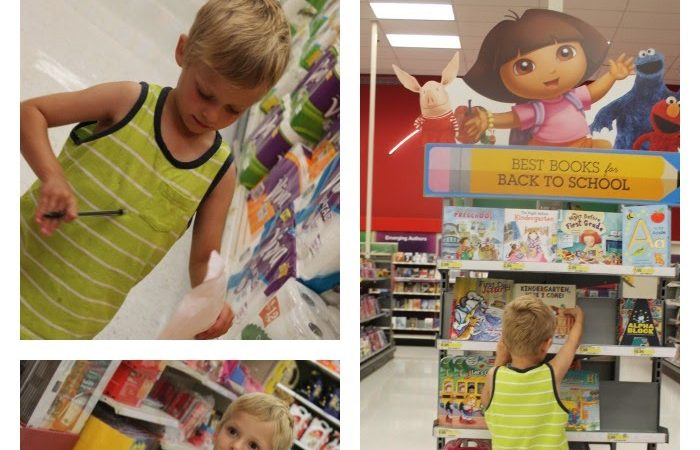 Making Back to School Shopping Special