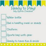 Fall Sports Tips For Little Kids