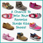 It's Time For Fall Shoes & A Stride Rite Giveaway