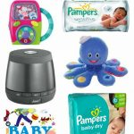 Giveaway:  Pampers #BabyGotMoves Prize Package